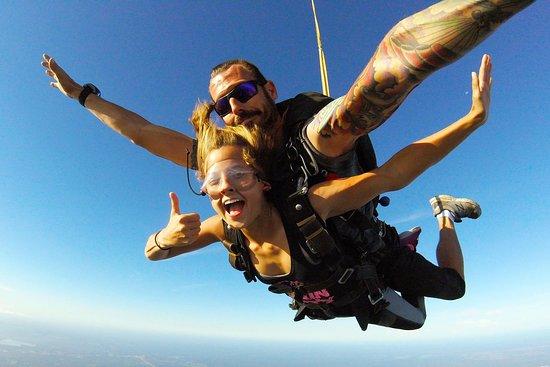 Skydive Port Macquarie