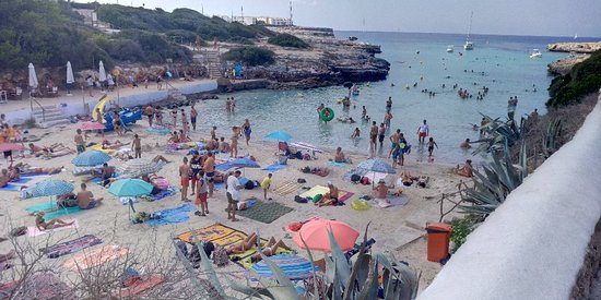Foto de Playa Sa Caleta d'en Gorries