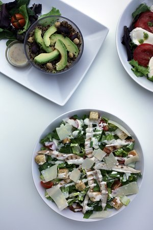 Plenty of healthy eating options to try
