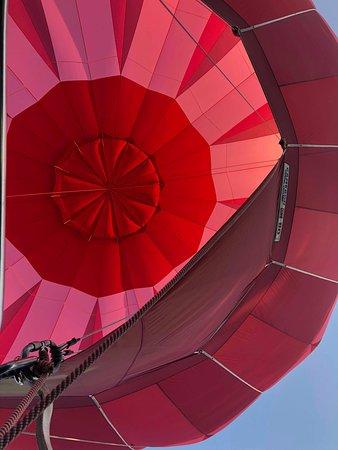 Paseos en globo aerostático sobre el distrito de Vilnius / Trakai: Trakai hot air ballon trip.