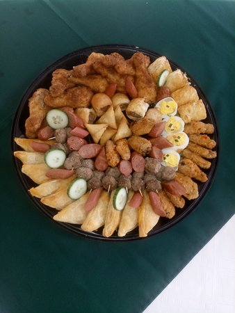 Kwambonambi, แอฟริกาใต้: we serve the best platters for any occasion