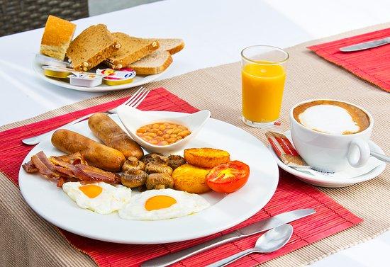 Full English/Irish Buffet Breakfast