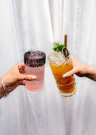 Cocktails at Cambridge Street