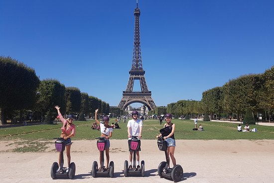 Wheels and Ways - Segway tours in Paris