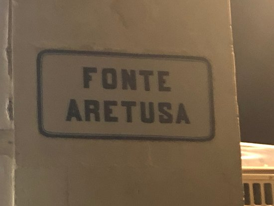 Fonte Aretusa