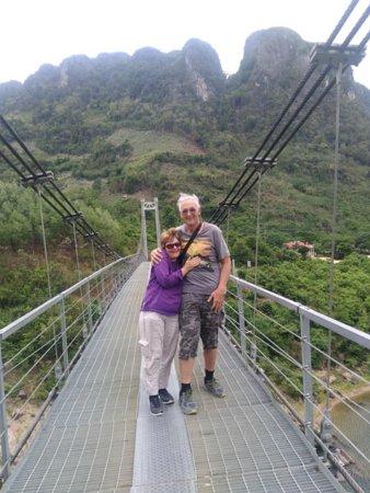 Dakrong Bridge, Ho Chi Minh Trail
