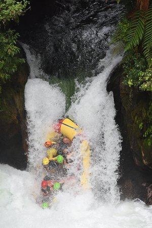 White Water Rafting in Kaituna River: Kaituna Cascades River Rafting