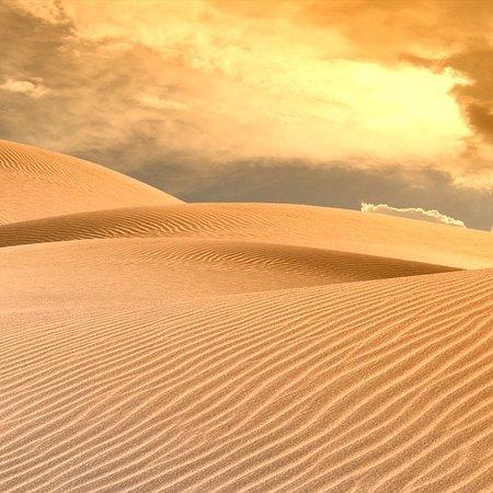 Algieria: Venti nel deserto algerino