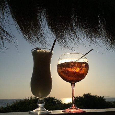 Ilha do Arroz: Ottima cena, location suggestiva. Un po' cari gli aperitivi sulla terrazza