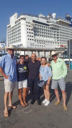 Sorrento Positano Amalfi Private Tour: We love you Amedeo Picarella!!! Come to Texas and see us!!