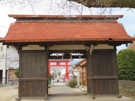 Ishibashihachiman Shrine