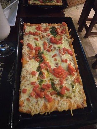 Meson de Rosalia: Pizza Margarita