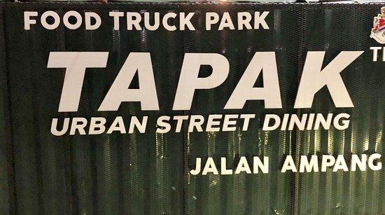 TAPAK Urban Street Dining: Tapak