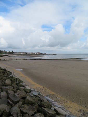 Rhos-on-Sea Beach