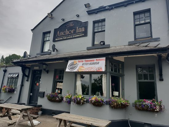Bozza Fodder: We are currently based in the kitchen at The Anchor Inn, Boroughbridge.