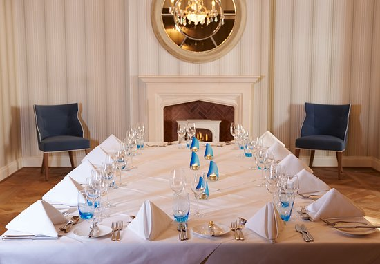 Sidmouth Harbour Hotel has spaces for private dinners, meetings, events and weddings