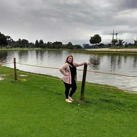 Bogota, Kolombiya: Parque Simón Bolívar Bogotá Colombia hermoso sitio.