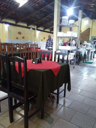 Aparecida De Goiania, GO: Restaurante e Churrascaria Izaura