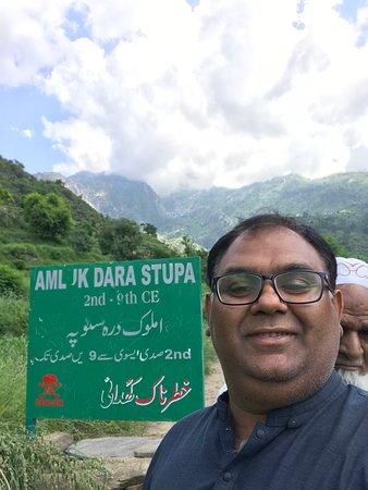 Swat land of Buddha Stupas