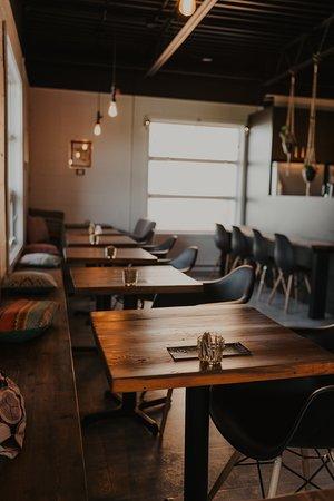 VG Café: Intérieur