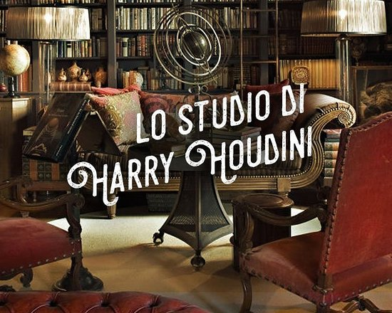 Harry Houdini prima di morire chiese al suo caro amico Arthur Conan Doyle di nascondere nello studio di New York un testamento magico: un certificato su cui si attestava che il possessore di tale manoscritto sarebbe diventato il legittimo erede del Grande Houdini.  Sarete all'altezza di tale missione?