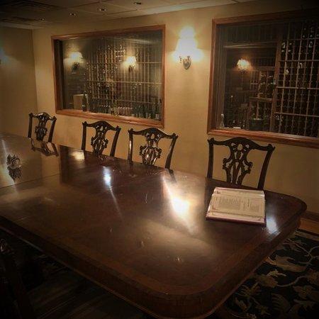 Private Cellar Room