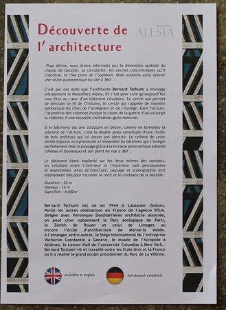 Découverte de l'architecture