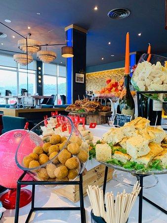 aperitivo del capitano del venerdi, con maxi buffet. free entry