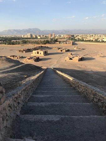 Yazd and Shiraz tour with Kerman Cheap Tours