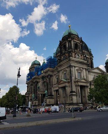 Berliner Dom in Mitte district