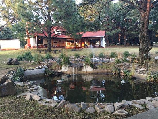 Casa de Piedra, Argentina: casa de campo Rio Frio