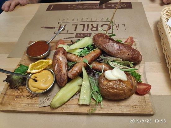 Охотничьи колбаски - непременно попробуйте