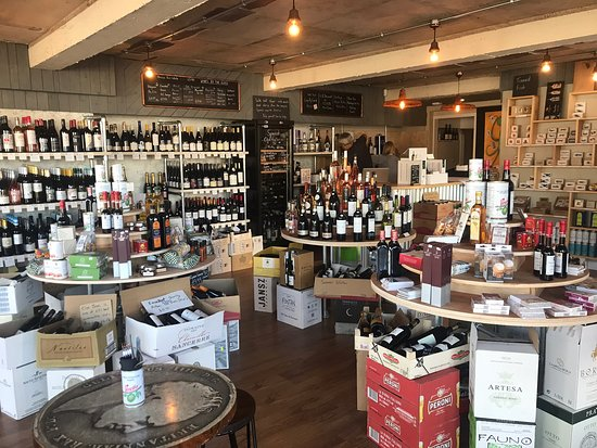 The Wine Loft Brixham