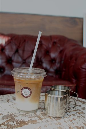 B&C double shot iced coffee.