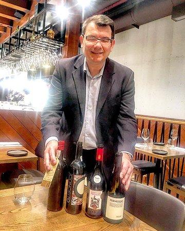 El mejor sommelier. Degustacion personalizada de vinos portugueses