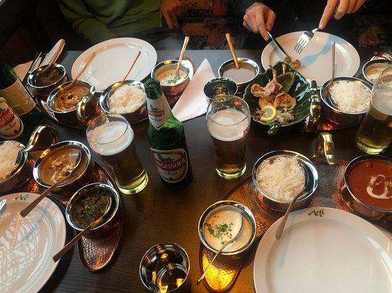 Arti Indisk Restaurant照片