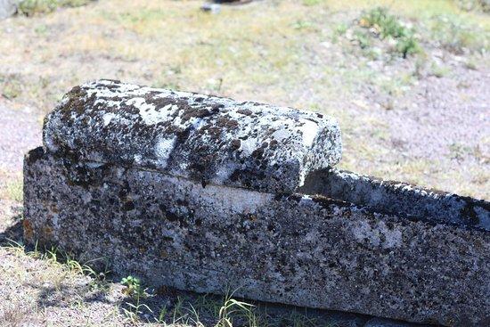 Le cimetière d'Alise Sainte Reine