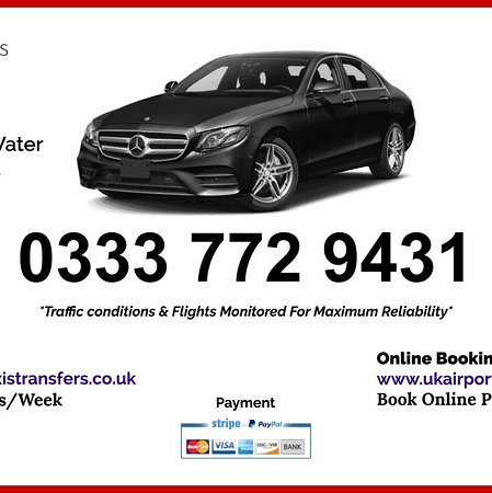 UK AIRPORT TAXIS TRANSFERS