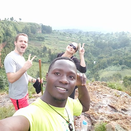 The magic of Frank homestay. Come and experience the beautiful of Uganda sipi Frank homestay
