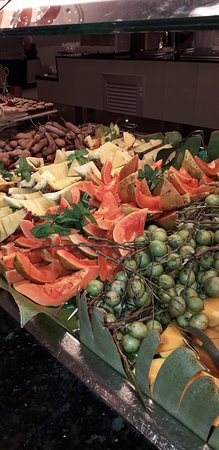Hotel Riu Negril: Hotel buffet restaurant