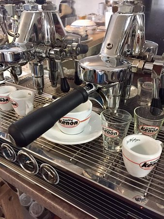 Původní neapolská káva Kenon