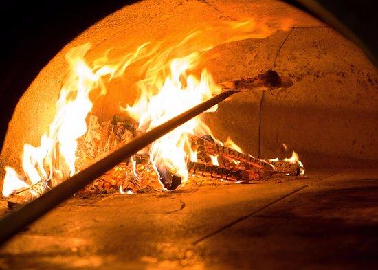 900 Degree Wood-Burning Oven