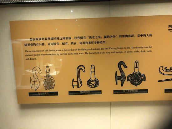 Museum of the Western Han Dynasty Mausoleum of the Nanyue King