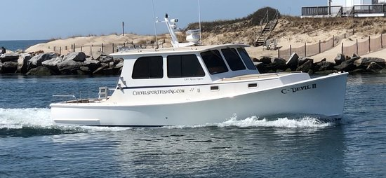 C-Devil II Sportfishing