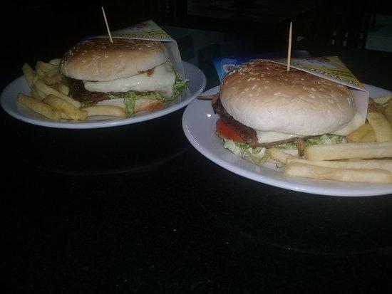 Cumaral, Kolumbia: Hamburguesa sencilla