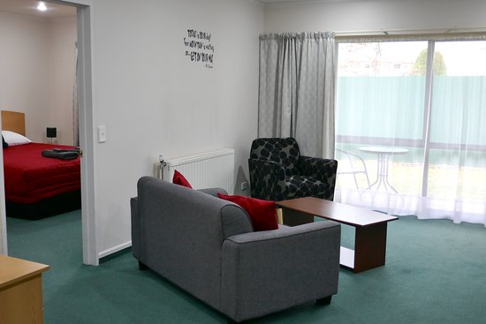 Lounge of One Bedroom Unit