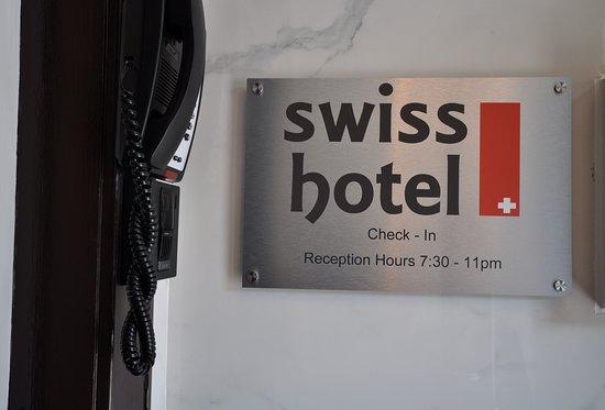 Swiss Hotel - Swiss Hotel, Ottawa Resmi - Tripadvisor