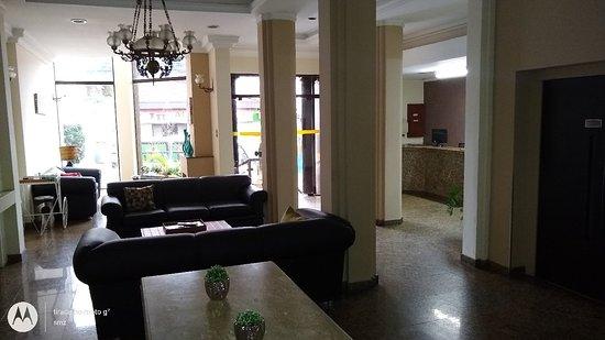 OYO Hotel Jacutinga JS: Lobby