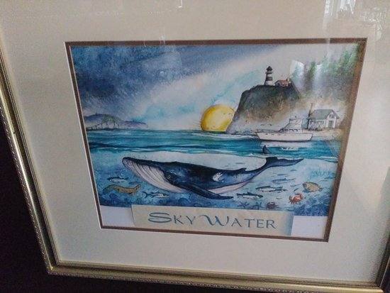 SkyWater Home and Gallery