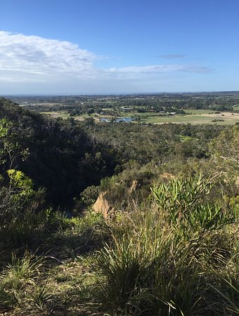 From the 200 steps. Moorooduc Quarry walk. 2019.